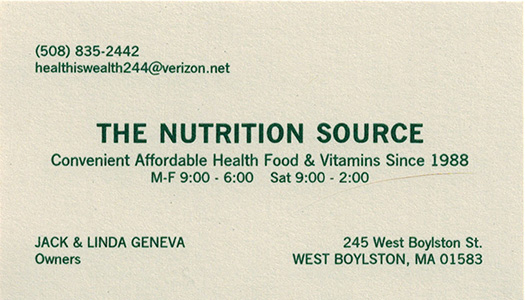 thenutritionsource