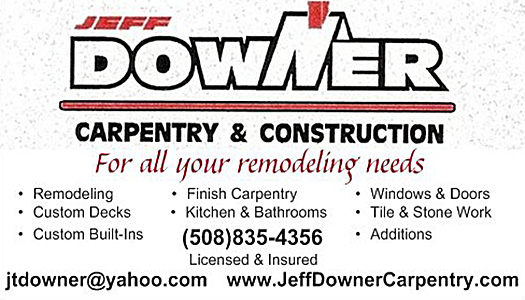 Jeff Downer Carpentry